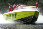 Enjoy a ride on the Huon River